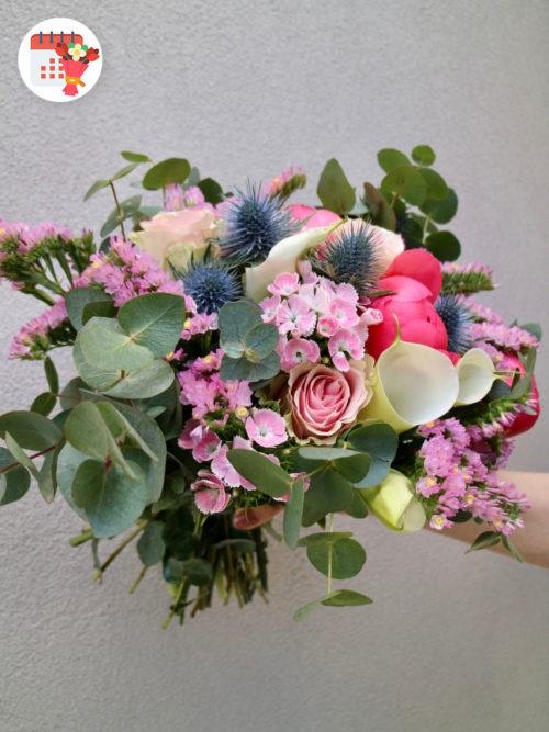 Abbonamento Bouquet Corallo.