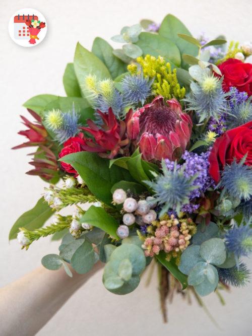 Abbonamento Bouquet Eringium.