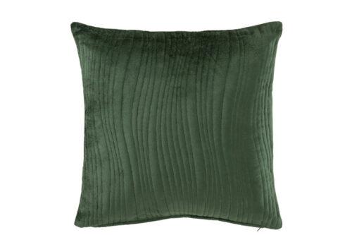 Cuscino Onda Quadrato Viscosa Verde – Jolipa