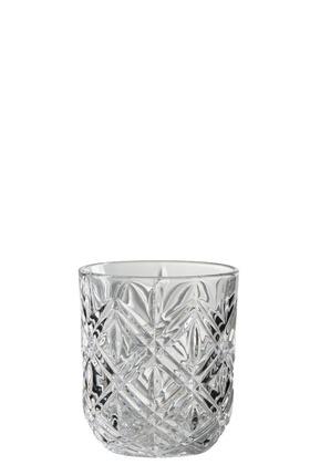 Bicchiere Anna Bajo Cristal – Jolipa
